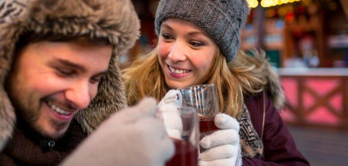 Als Glühwein-Kenner auf dem Weihnachtsmarkt
