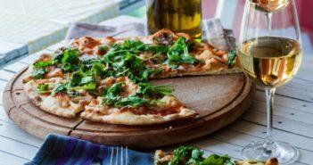 Welcher Wein passt zu Pizza?