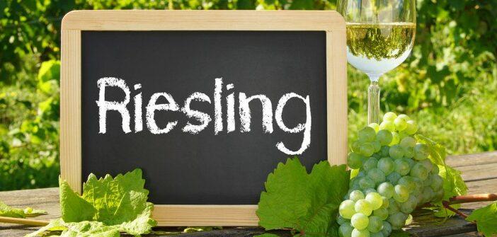 Riesling-beliebt im In- und Ausland