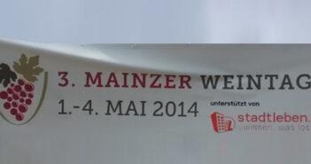 3. Mainzer Weintage 2014: Programm vom Feinsten