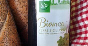 ALDI-Bio-Wein: Bianco Terre Siciliane 2013 IGT im Test