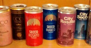 Sekt und Prosecco in Dosen kaufen? Wir testen Aldi, Lidl, Real, Netto, Edeka und Rewe