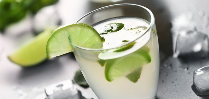 White Blossom: Lime von Penny-Markt