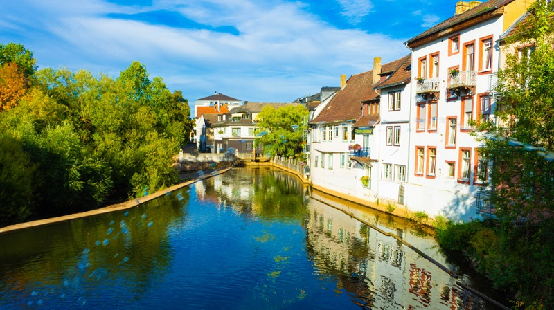 Als einer der Höhepunkte auf der Strecke gilt die Stadt Bad Kreuznach.