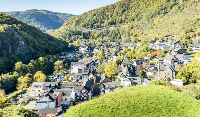 Der Startpunkt liegt normalerweise in Altenahr – einer kleinen Gemeinde im Westen Deutschlands mit knapp 2.000 Einwohnern.