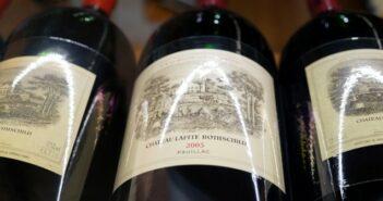 Die teuersten Weine der Welt (Foto: shutterstock - TY Lim)